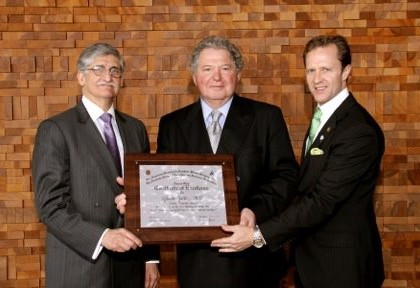 Best Panelist 2012 Aesthetic Society Annual Meeting