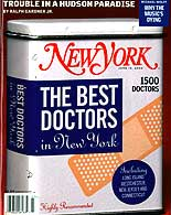 Dr. Jelks honored as New York Best Doctor 2002