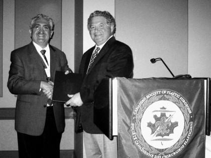 Honorary Member, Canadian Society of Plastic Surgeons