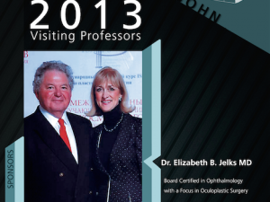 Drs. Glenn and Elizabeth Jelks, Visiting Professors at Dalhousie University